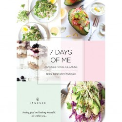 Janesce 7 DAYS OF ME Book