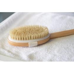 Body Brush Removable Long...